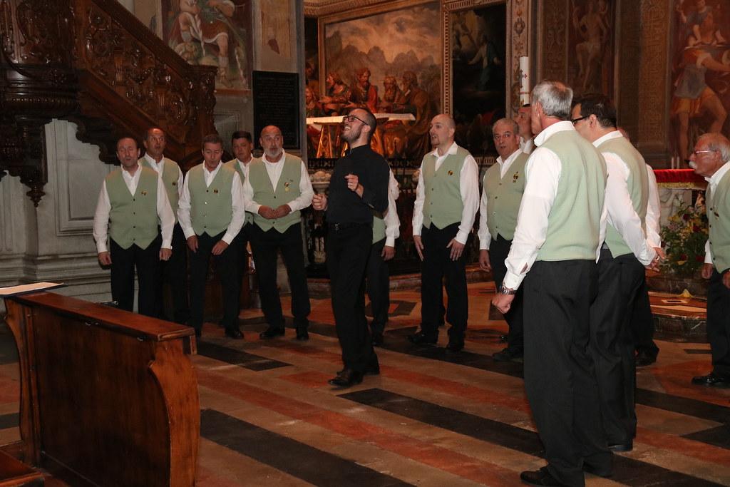 39ª Rassegna Città di Saronno 12 Maggio 2018  Coro Desdacia Tellini Tirano