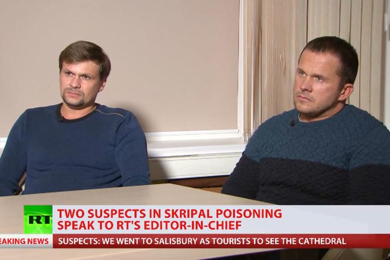 Опять про Петрова и Васечкина... Путин, какие ваши доказательства?!