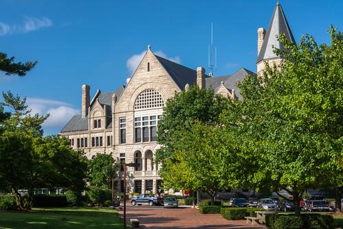 Wayne County Courthouse
