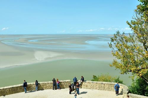 Mont St.Michel, 25.8.18