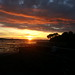 Sunset at Lympstone,Devon