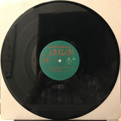 QUESTIONMARK ASYLUM:GET WITH YOU:I'D RATHER BE WITH YOU(RECORD SIDE-A)