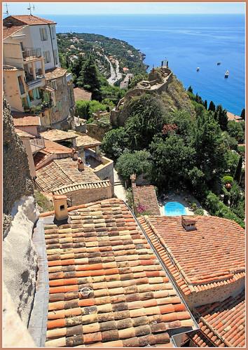 claudelina france alpesmaritimes provencealpescôtedazur roquebrunecapmartin village paysage landscape