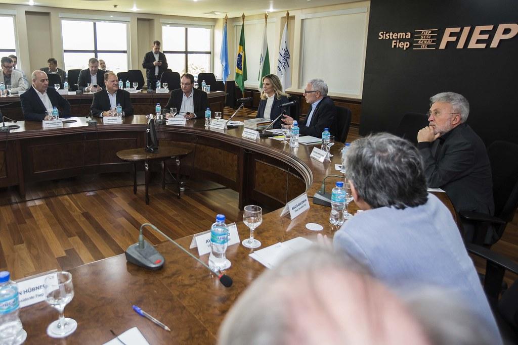 Encontro dos Candidatos ao Governo do Estado com as Lideranças Industriais