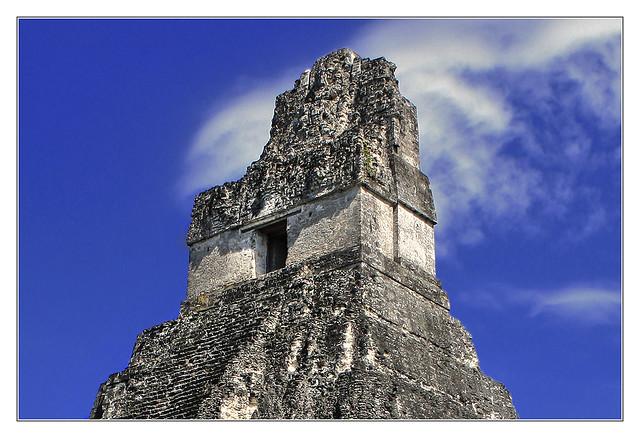 Tikal GCA - Templo I de gran Jaguar 21