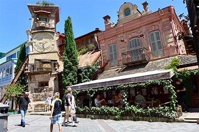 Tiflisi Altstadt