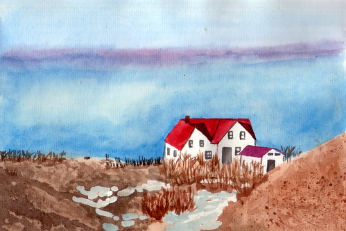 watercolor21-house | by salazar62