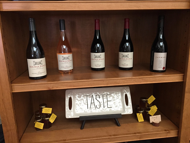 Holman Ranch Estate Vineyard & Winery, Carmel, CA