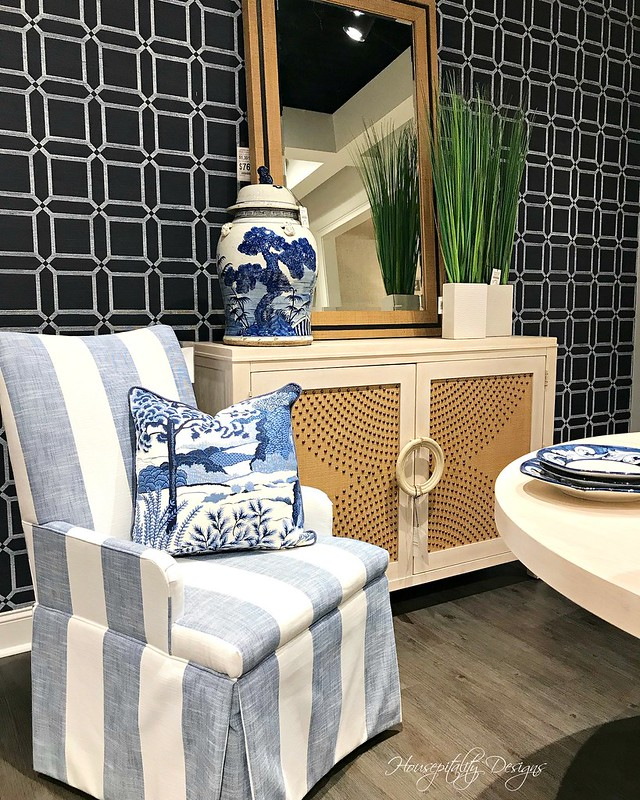 Blue and White - Housepitality Designs