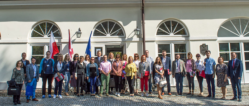 Enlargement Academy at Natolin. 6 September 2018