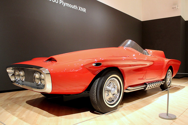 Drive! - 1960 Plymouth - Taubman Museum of Art