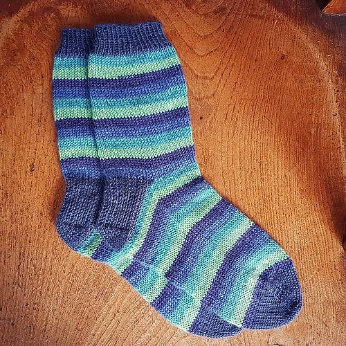 Basic Sock Class - Saturdays, November 17, 24 and December 1 from 10 am to 12 pm