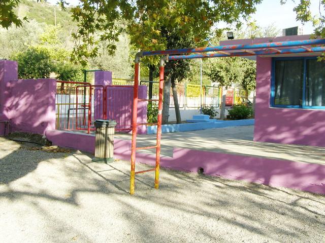Νέα σχολική χρονιά, αγιασμός στο Δημοτικό Σχολείο - Νηπιαγωγείο Ψίνθου 2018