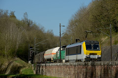 SNCB/NMBS 1311 Arzviller 19.04.2015 - Photo of Fleisheim