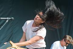 K Flay en Festival Riot Fest 2018