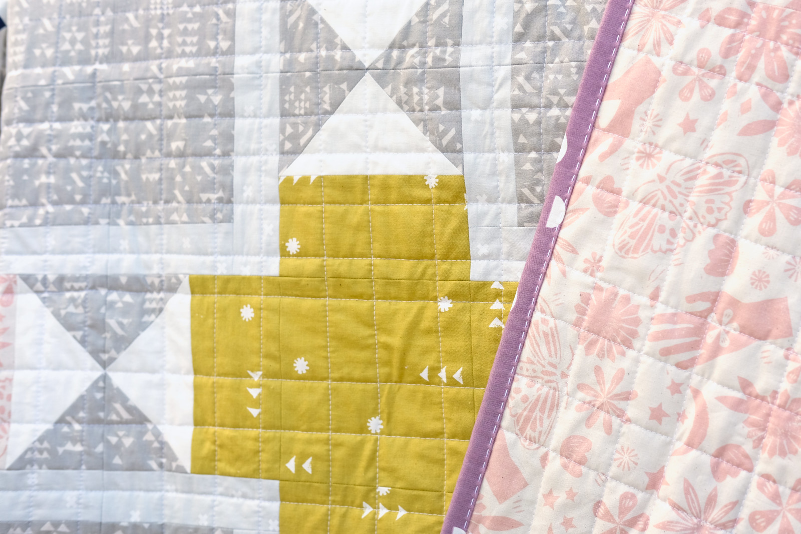 The Mary Quilt Pattern - Kitchen Table Quilt