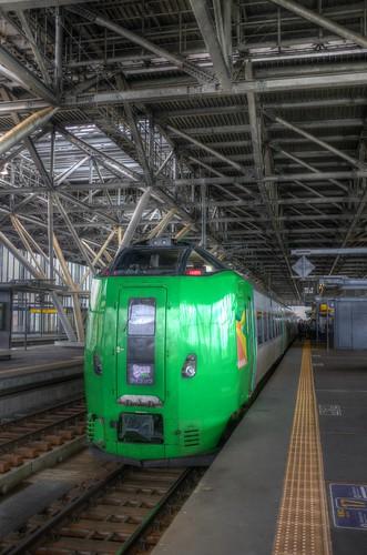 01-09-2018 Asahikawa Station (2)