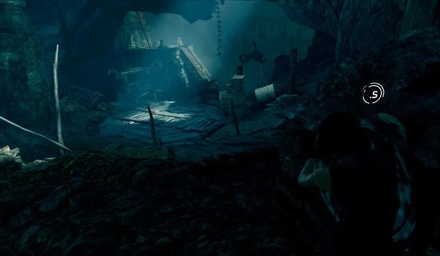 Shadow of the Tomb Raider - Puzzle de mesa giratoria