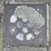St Pancras Ironworks Coal Hole Cover, Johnstone Street, Bath 5 September 2018