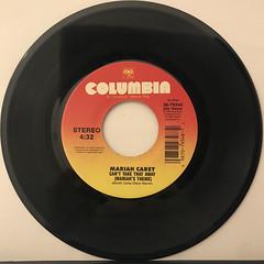 MARIAH CAREY:CAN'T TAKE THAT AWAY(MARIAH'S THEME)(RECORD SIDE-A)