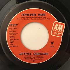 JEFFEREY OSBORNE:DON'T STOP(LABEL SIDE-B)