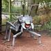 Giant bionic ant