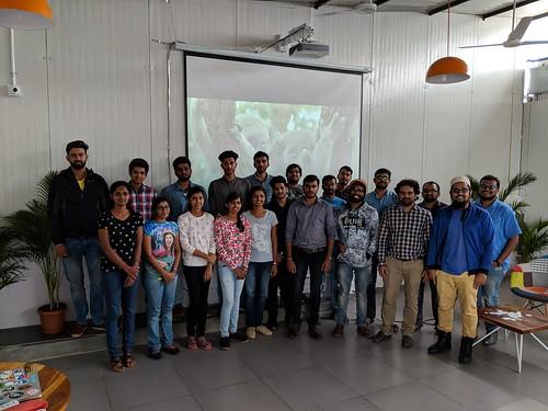 Drupal Meetup Bangalore - August 2018