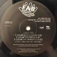THE FAB 5:BLAH(LABEL SIDE-B)