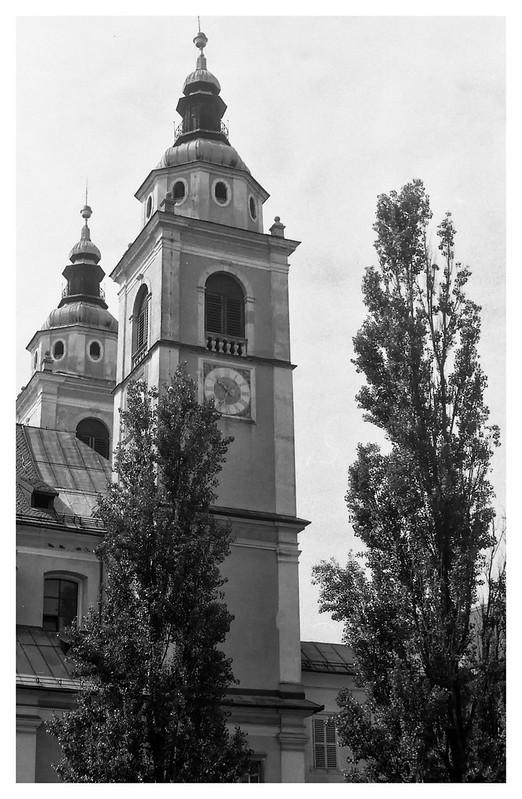 Ljublijana church
