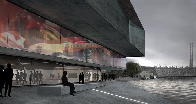 Planned U2 Museum/Exhibit Hall