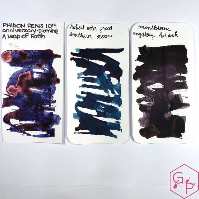 Phidon Pens 10th Anniversary A Leap of Faith Ink Review 6