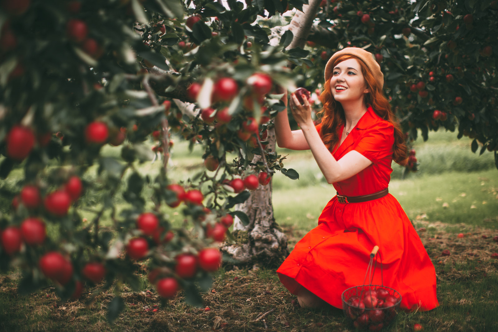 red apples-7