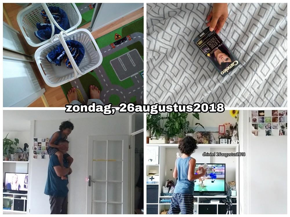 26 augustus 2018 Snapshot