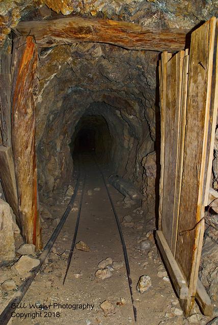 Death Valley Mine Do Not Enter