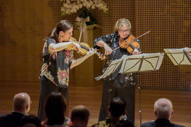 Melbourne Symphony Orchestra di, Nikon D750, AF-S VR Zoom-Nikkor 70-200mm f/2.8G IF-ED