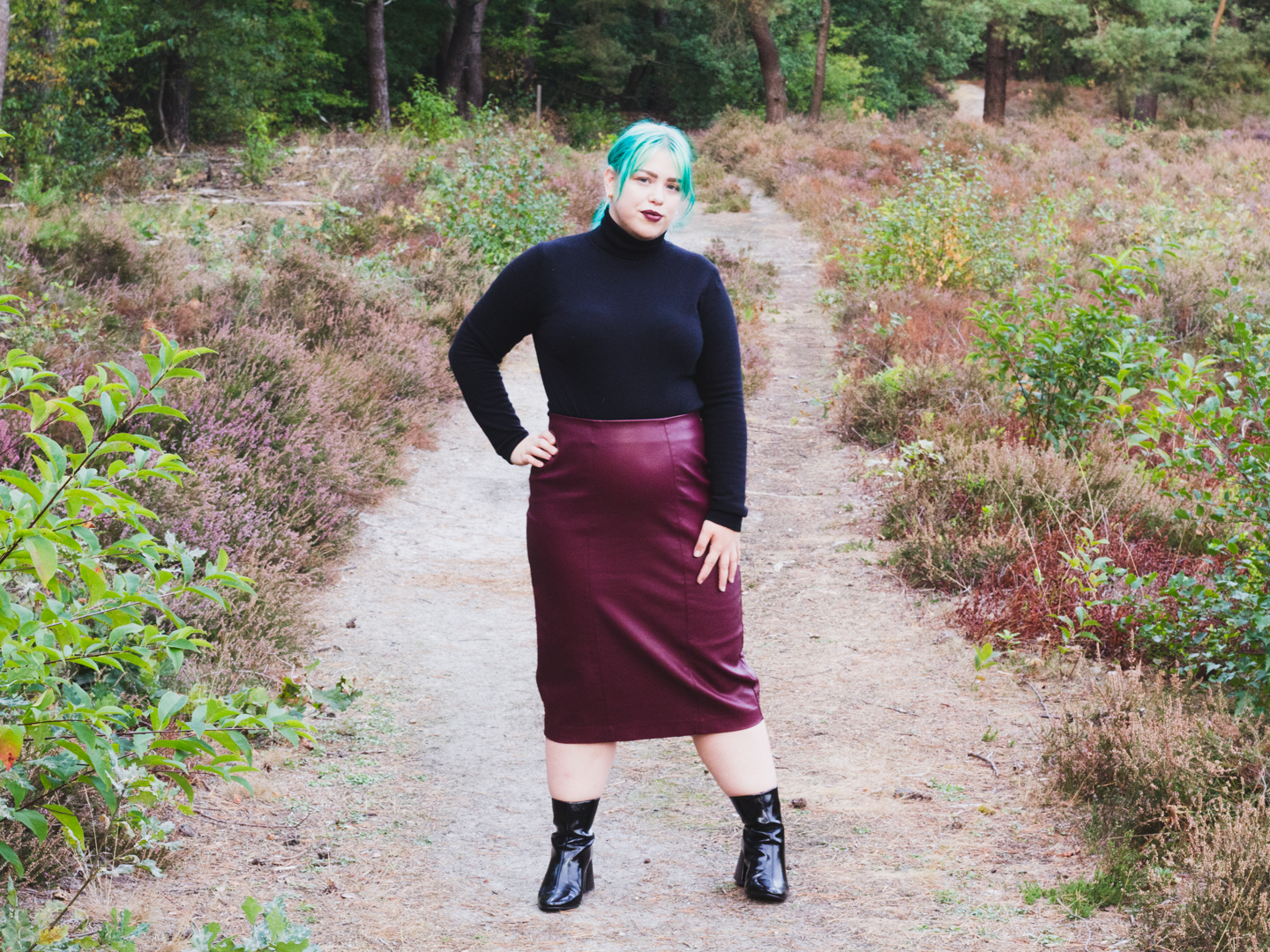 OOTD: first fall look