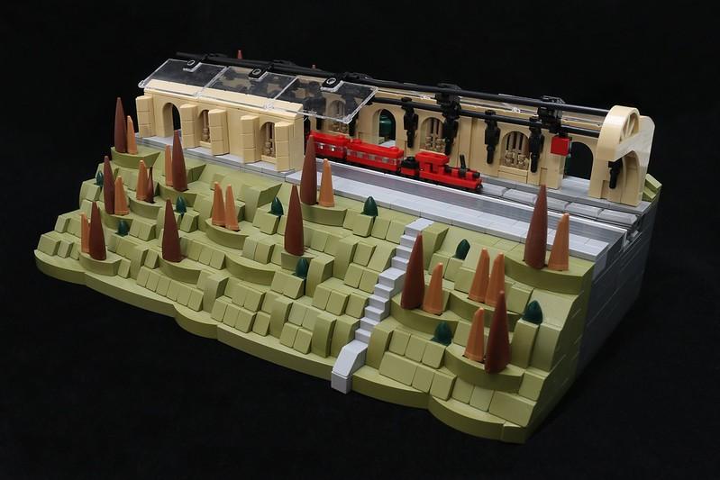 Platform 9¾ - Binario Nove e Tre Quarti