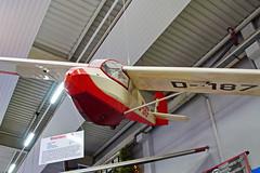 D-1876 Schleicher Ka-4 Rhonlerche II Sinsheim 23-04-16
