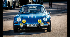 Alpine Renault A110 - Photo of Courmont