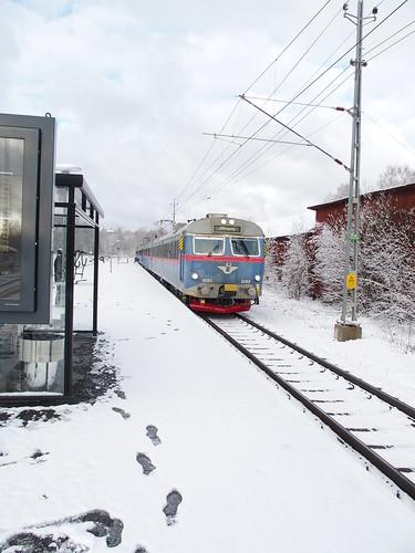SÖ E23.1 Tåget