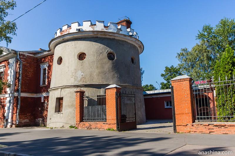 1-я Северная оборонительная казарма, Кронштадт