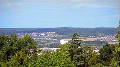 La vallée de la Seine (Poissy, France)