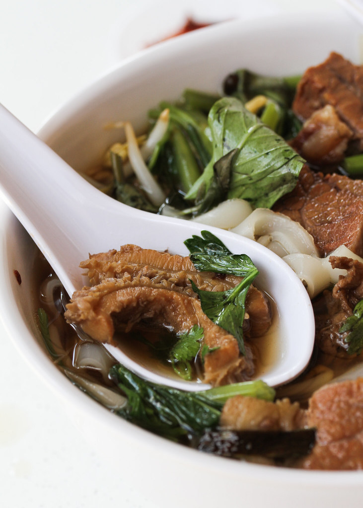 Thaksin Beef Noodle IMG_0327