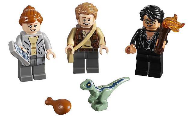 「活動時間&資訊公開!」收藏稀有樂高人偶的機會又來啦~ LEGO 5005254~5005257【積木十月限定人偶套組】LEGO Bricktober 2018 Minifigures Sets【玩具反斗城限定】