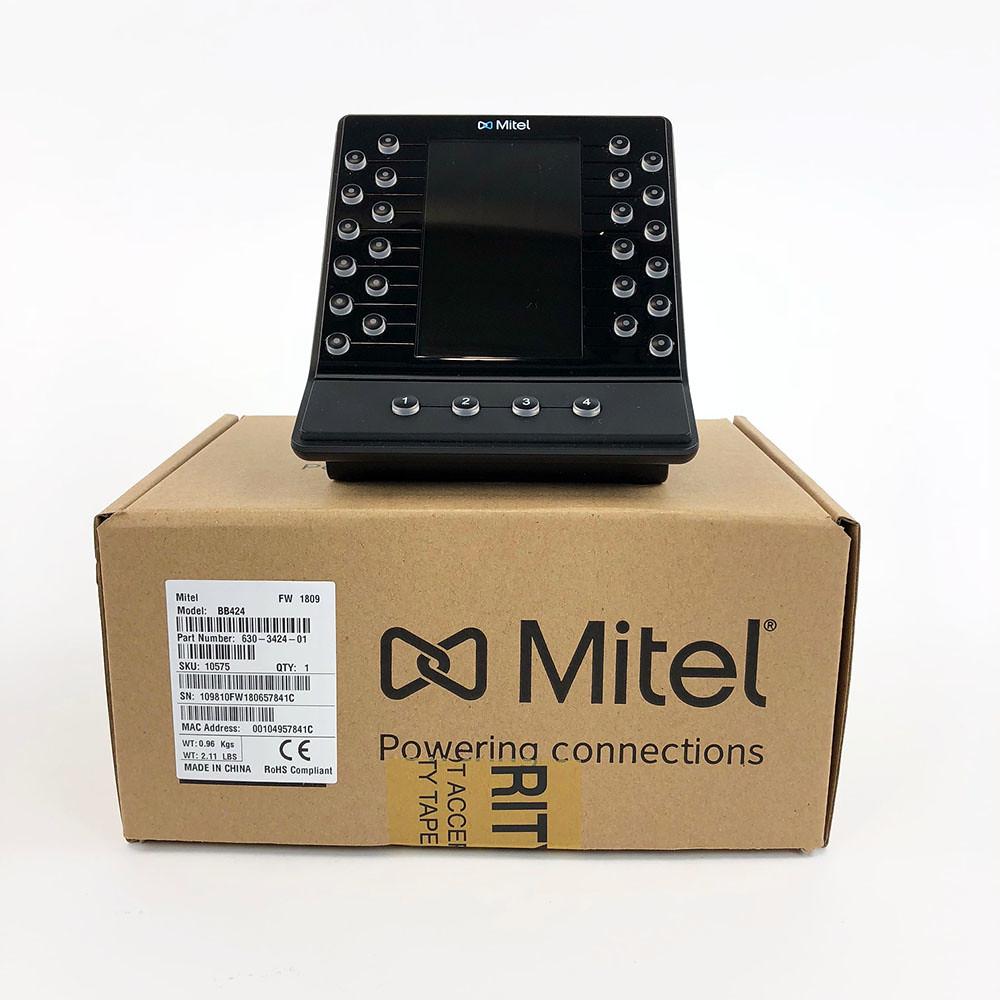 Mitel ShoreTel BB424 Button Box Expansion for IP 485G 10575 New Bulk