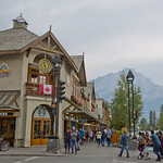 Downtown, Banff