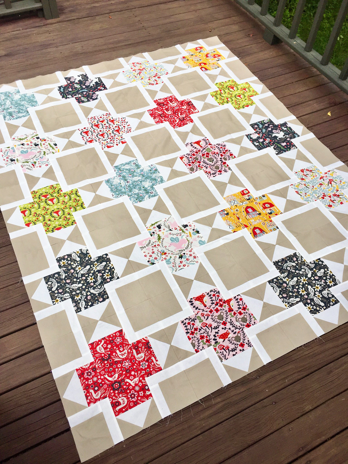 Laura's Mary Quilt