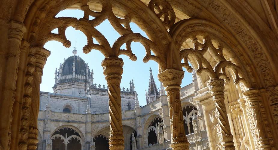 Hieronymus Klooster in Lissabon | Mooistestedentrips.nl