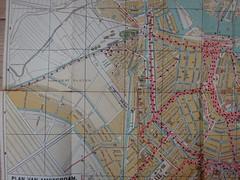 plattegrond uit: Nieuwe Gids van Amsterdam ca. 1926 bij het Goed Deventer