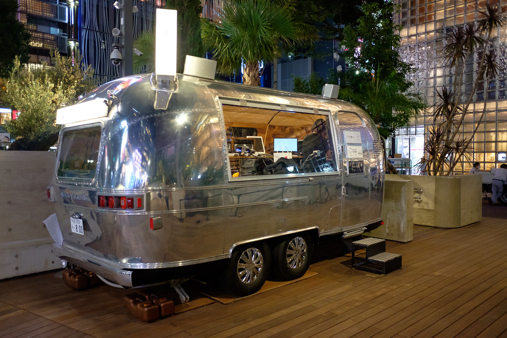 SONY PARKの AIR STREAM 2018/09/05 X7001100